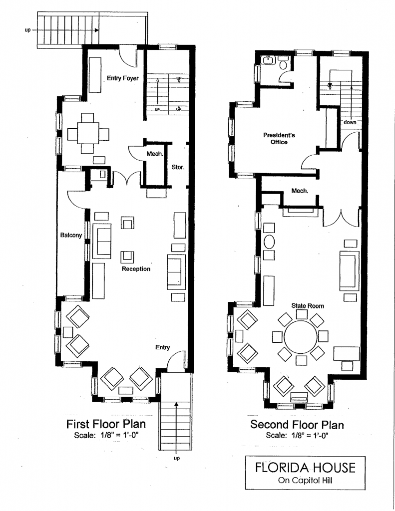 room diagram